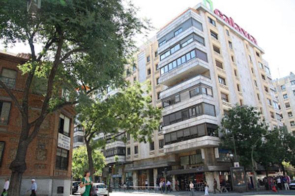 Edificio Galaxia, Madrid